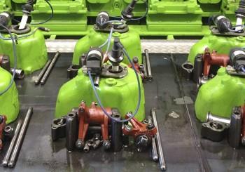 Overhaul motores