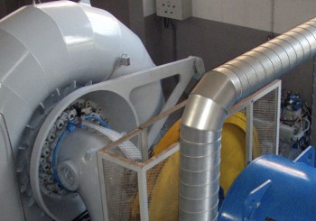 Mantenimiento y Reparación de Turbinas Hidráulicas