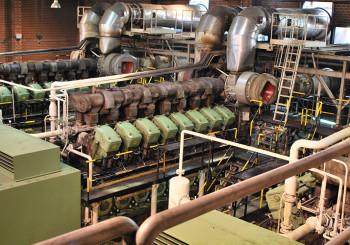 Asesoramiento plantas generadoras y motores cogeneración